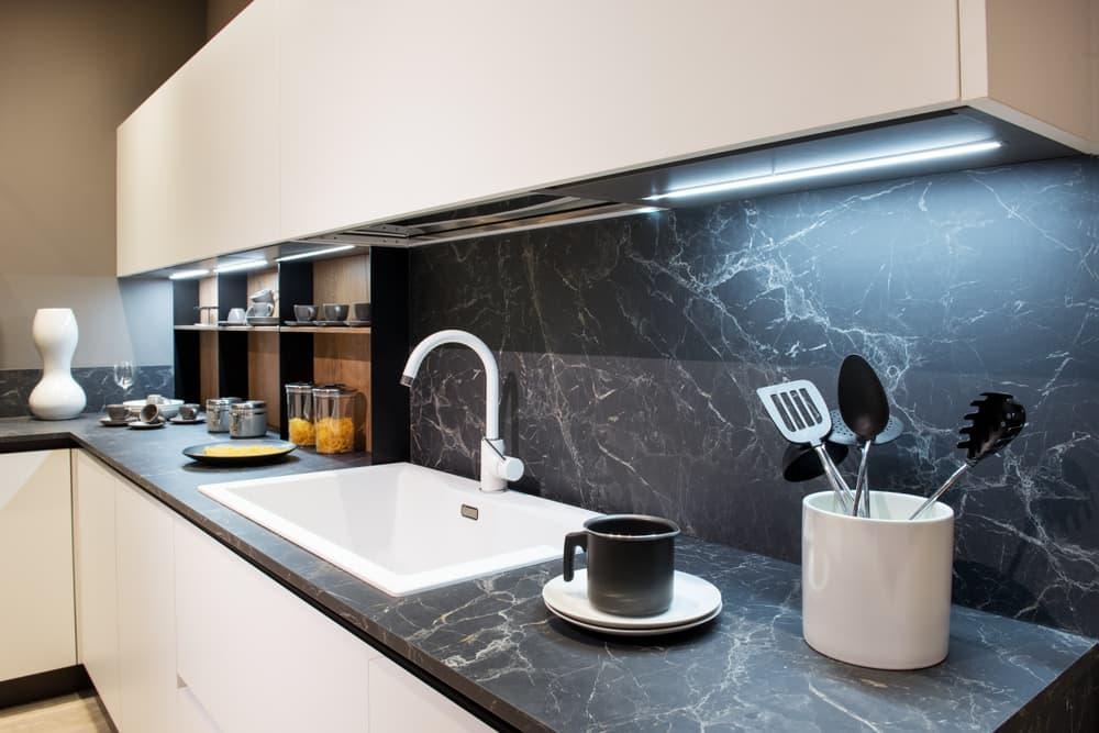 Pleasing Granite Backsplash Toronto Stonnik Interior Design Ideas Tzicisoteloinfo