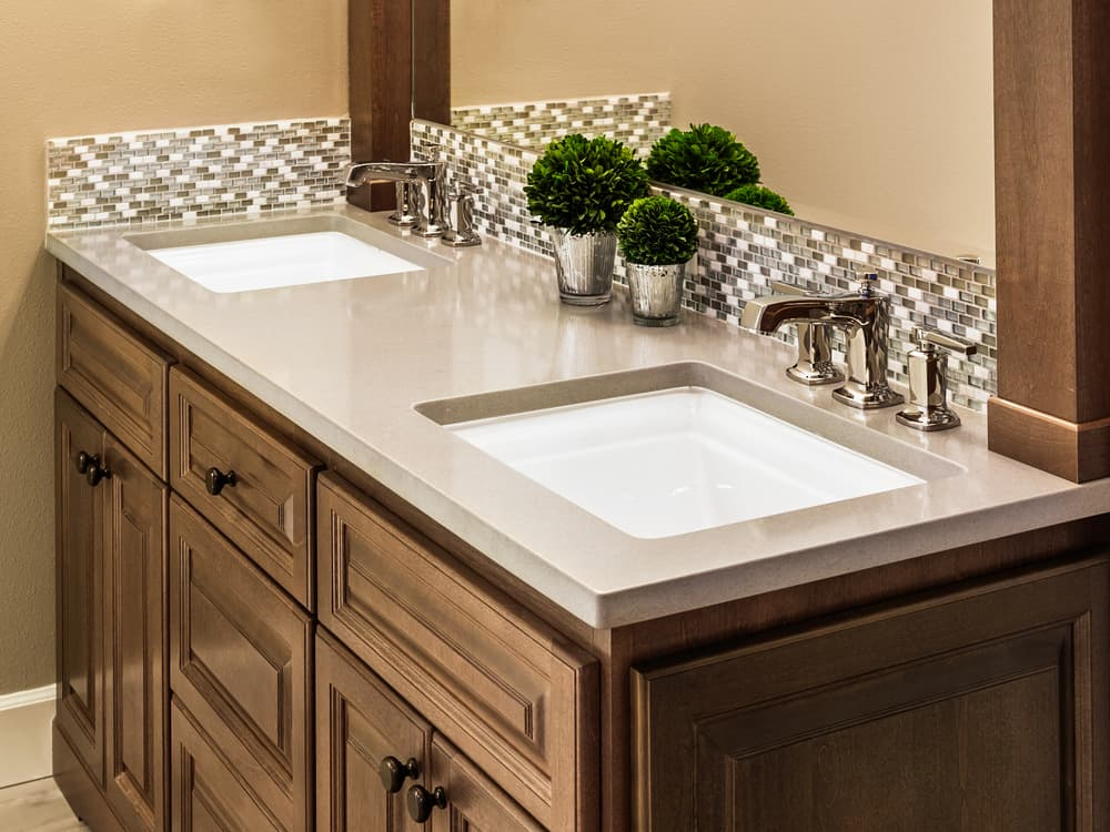 Quartz countertops design